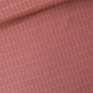 Picture of Grill - M - Cotton Lawn - Brown & Copper
