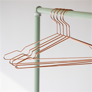 Picture of Clothes Hanger - Copper