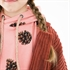 Picture of Pine Cones - M - French Terry - Cameo Bruinachtig Rose