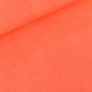 Image de Tissu Éponge - Orange Persimmon